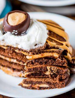 buckeye pancake recipe
