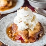 Cranberry Apple Dumplings