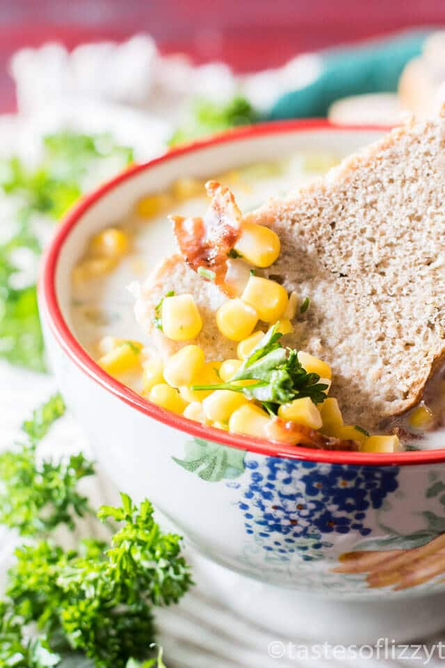 Easy Cream Corn Soup