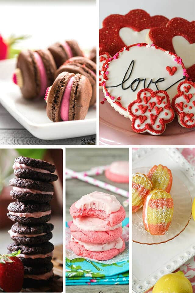 53 of the best pink and red valentine 39 s day recipes for Best valentines day meals