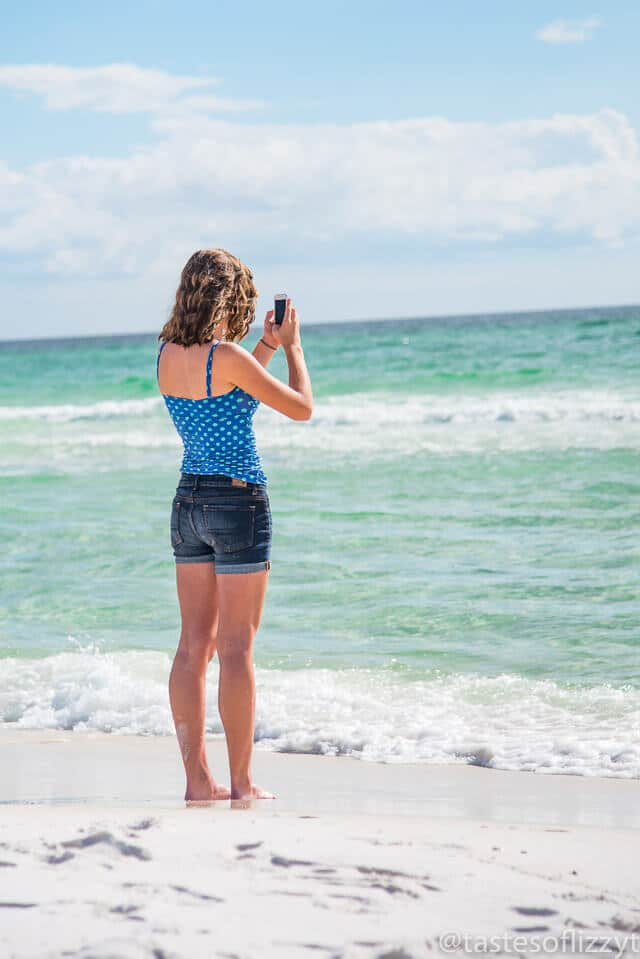 vacationing in destin florida in december