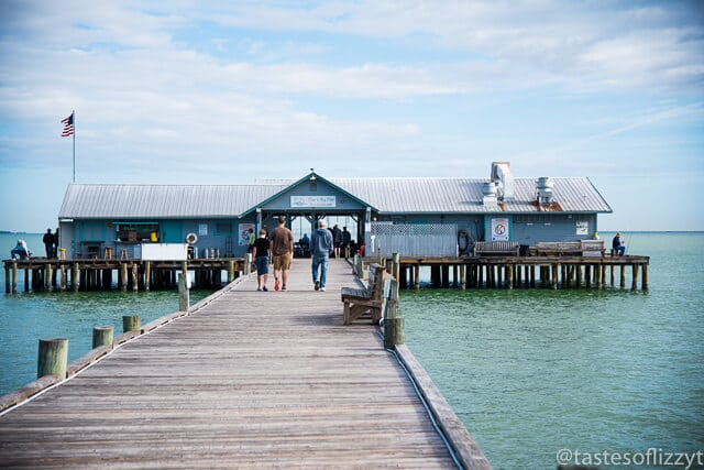 Best Places to eat on Anna Maria Island