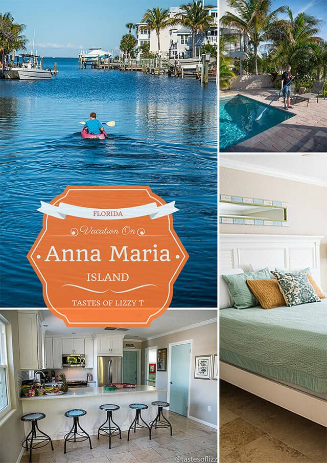 Anna Maria Island Family Vacation