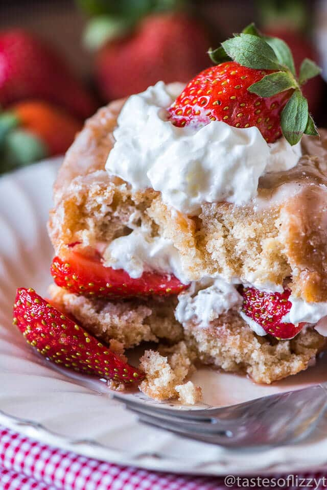 easy-donut-strawberry-shortcake