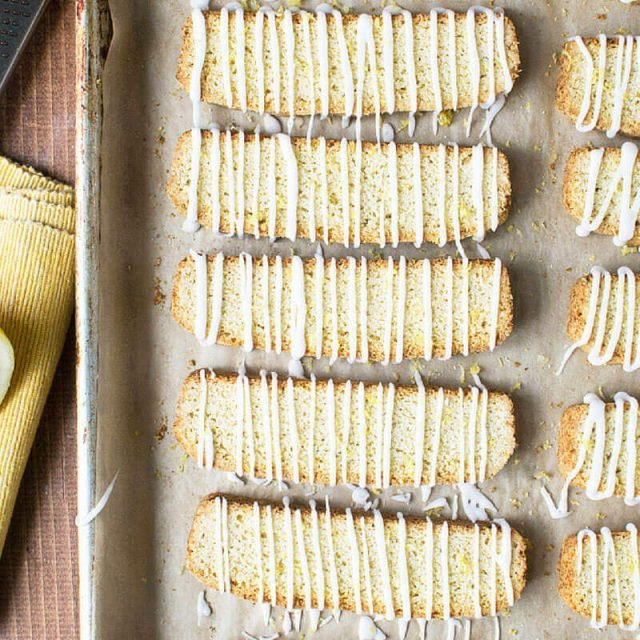 Cardamom-Lemon-Biscotti