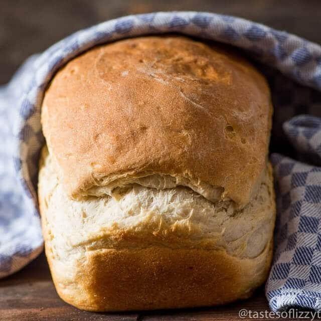 Buttermilk Country White Bread Recipe