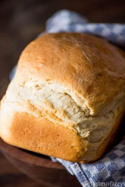 Buttermilk Country White Bread