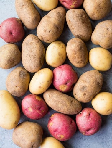 which potatoes to use for