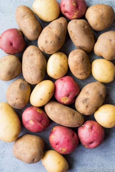 Cooking Essentials: Which Potatoes are Best for Mashing, Boiling and Baking