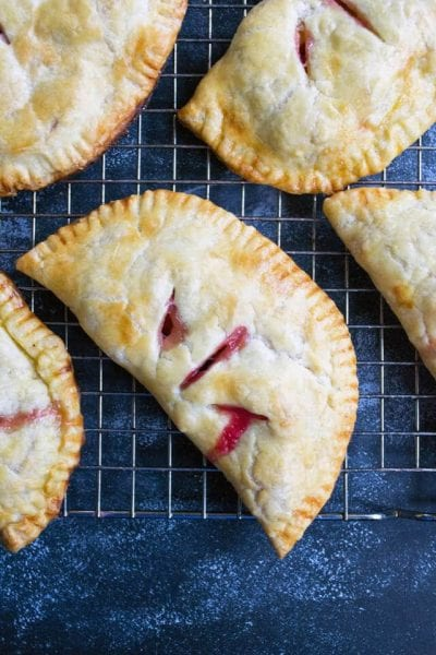 Plum Turnovers