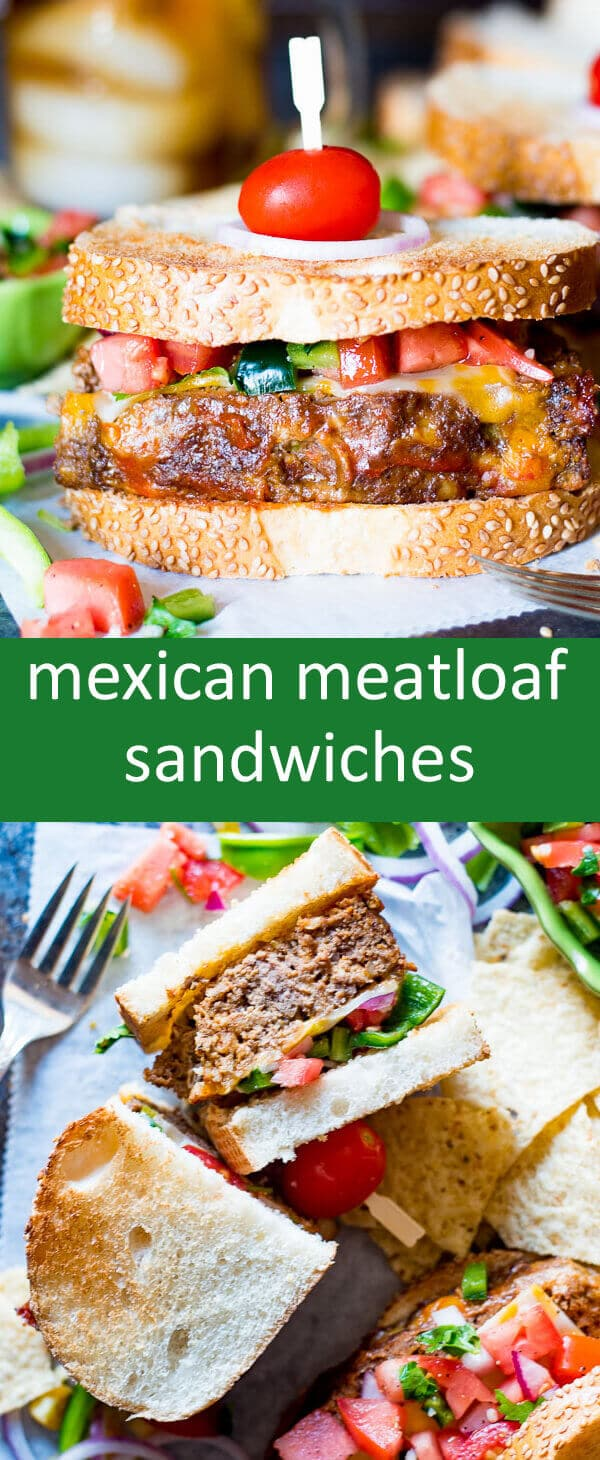 Make Mexican meatloaf, then use the leftovers to create meatloaf sandwiches that will give you a protein-packed lunch. Serve with cheese and fresh salsa.