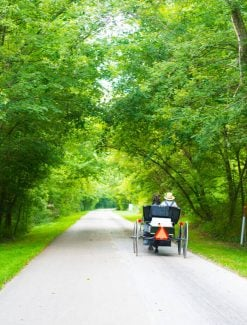 Escape as a couple or have a family weekend getaway to Ohio Amish Country. The best foods, shopping and the most peaceful, beautiful places in Ohio!
