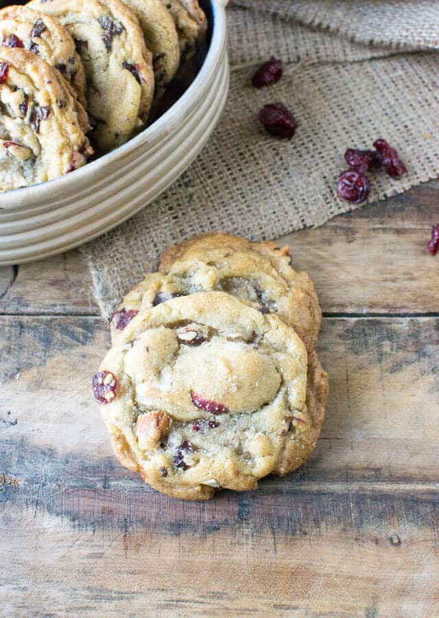 cranberry-almond-chocolate-cookies