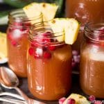 Cranberry Pineapple Iced Tea