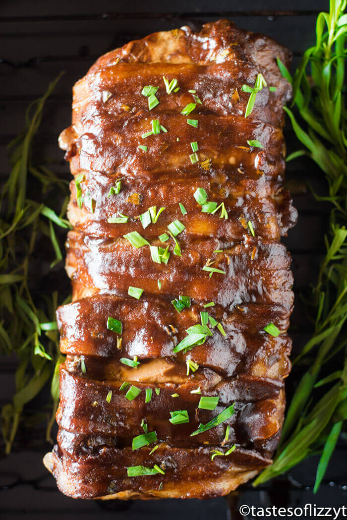 4 Ingredient Pork Loin Marinade