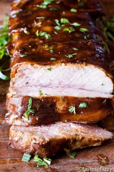 4 Ingredient Pork Loin Marinade