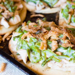 Thanksgiving Pizza {Leftovers Recipe}