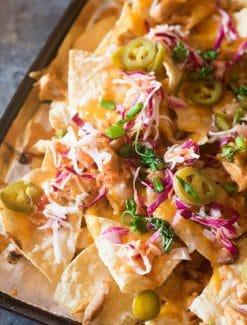 easy baked nachos recipe