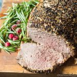 Peppercorn Roast Beef recipe