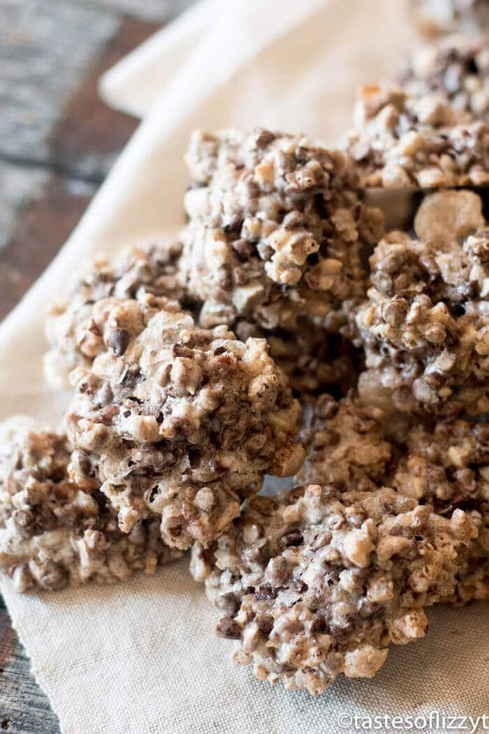 chocolate-pecan-angel-cookies