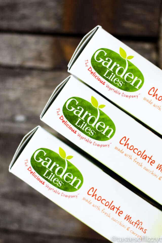 garden lites veggie muffins