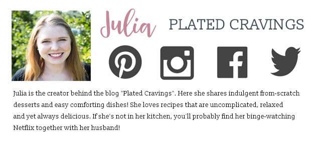 Julie contributor info box