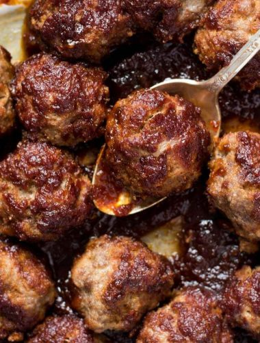 best meatball recipes - my grandma's meatballs