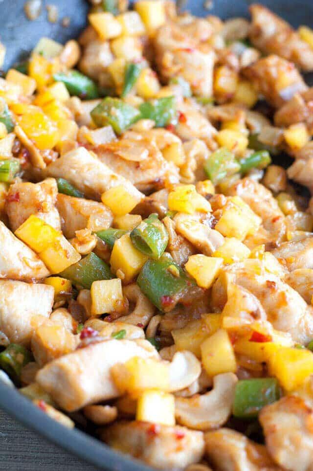 mango-cashew-chicken-easy-dinner-recipe