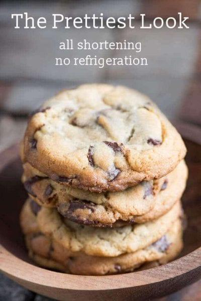 Shortening vs Butter in Cookies
