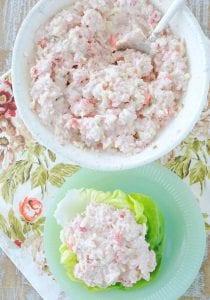 Pimento Cheese Ham Salad