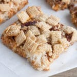 Butterscotch Magic Bars