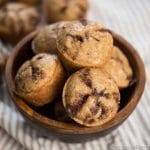 Easy Cinnamon Muffins Recipe with Buttermilk
