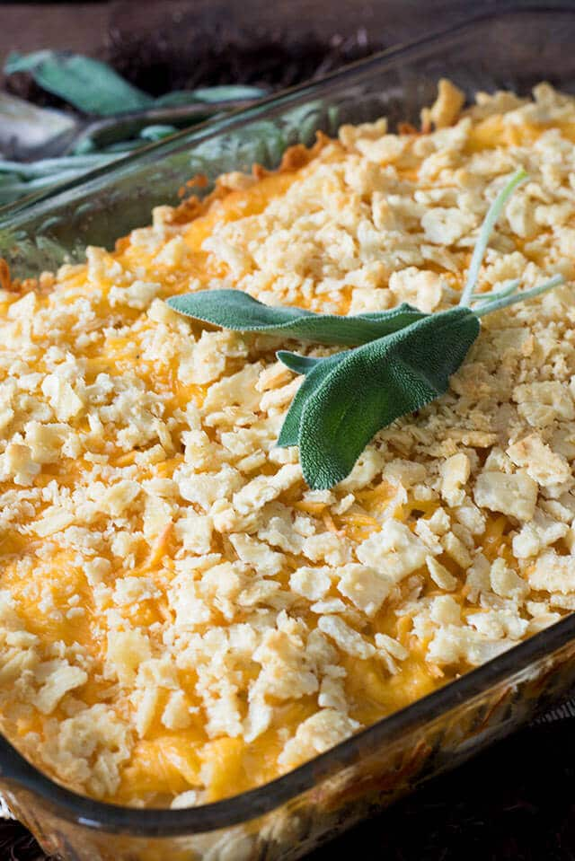 Egg Potato Casserole Recipe