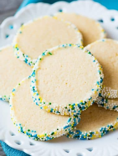 Refrigerated Sugar Cookies Recipe
