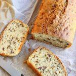 Walnut Cottage Cheese Bread