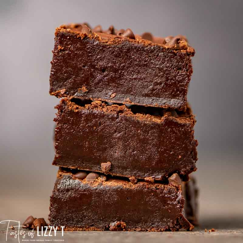 Fudgy Brownies Recipe Easy From Scratch Homemade Brownies