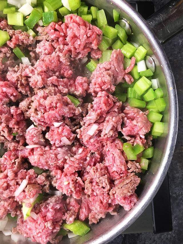 how to safely thaw ground beef