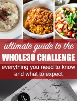 Everything you need to know about the Whole30 challenge