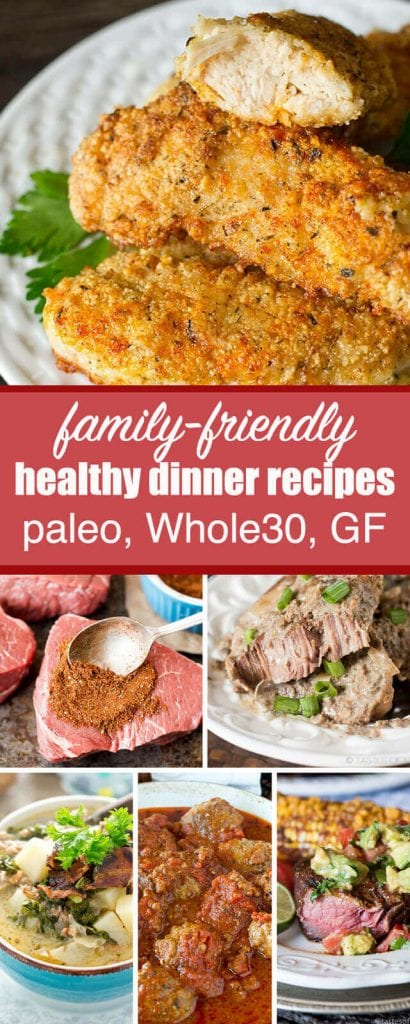 Whole30 dinner recipes easy delicious whole30 meal plan ideas try some of our best whole30 dinner forumfinder Images