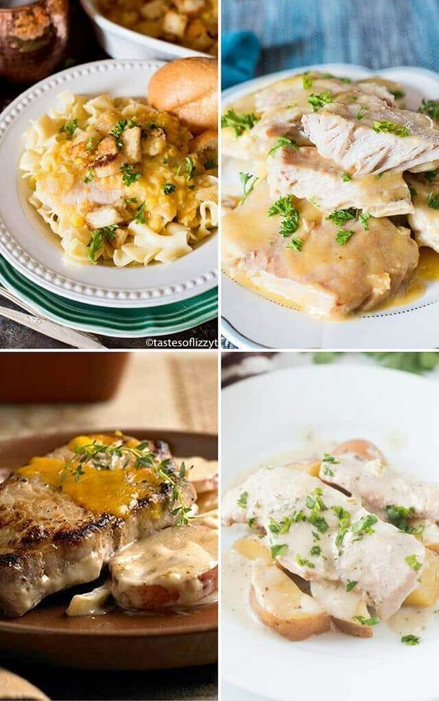 best comforting pork chop recipes