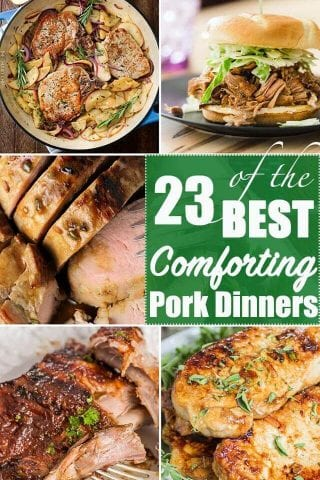 Best Comforting Pork Recipes