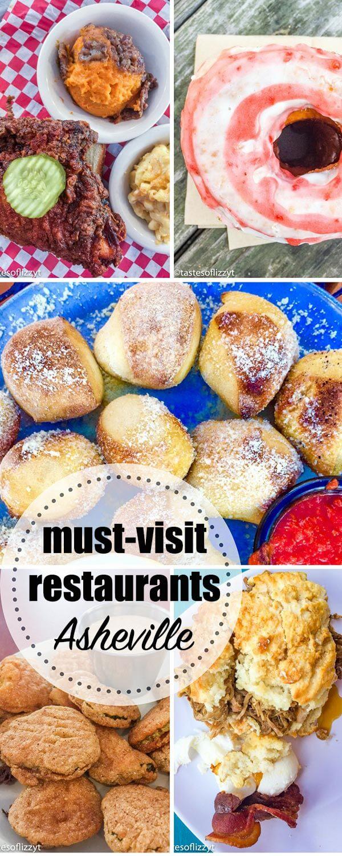 must visit restaurants in asheville collage
