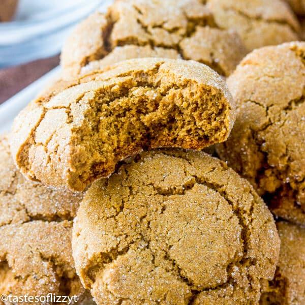 how to make molasses cookies
