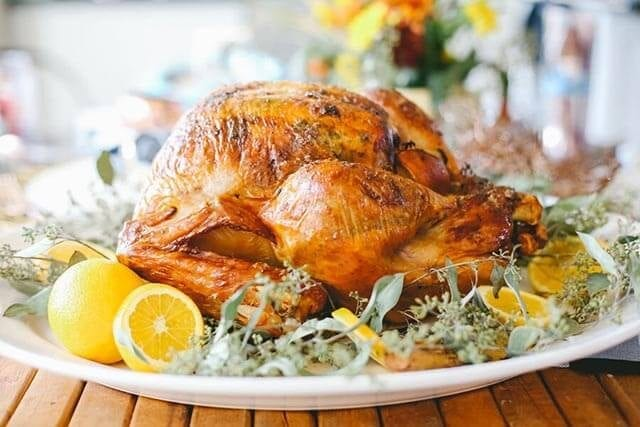 the best golden brown turkey
