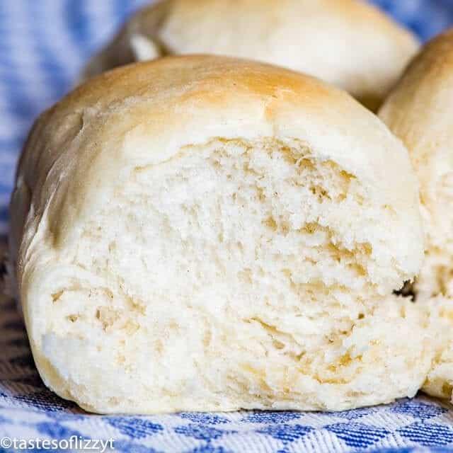 mashed potato rolls