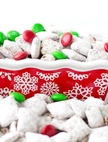 christmas reindeer chow recipe