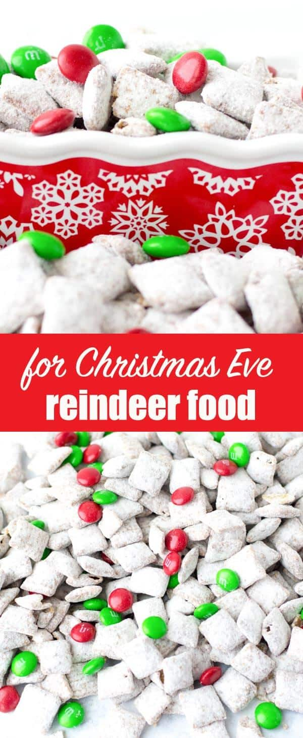 Reindeer chow recipe reindeer food cereal mix with mms make sure santa stops at your house by attracting reindeer this reindeer chow recipe turns forumfinder