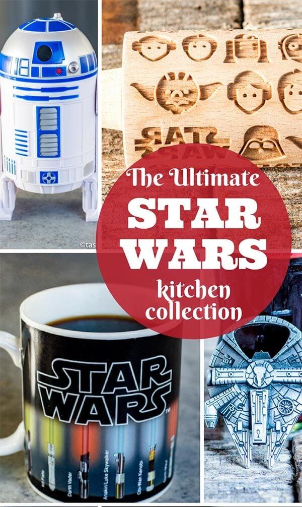 Great star wars kitchen photos accessories star wars for Kitchen gift ideas under 50