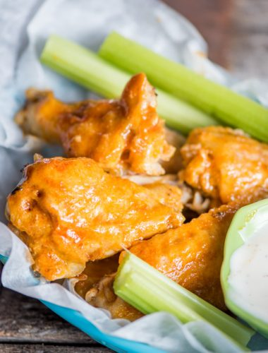 how to make the best buffalo chicken wings