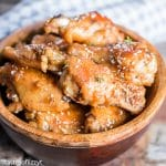 how to make chicken wings marinade